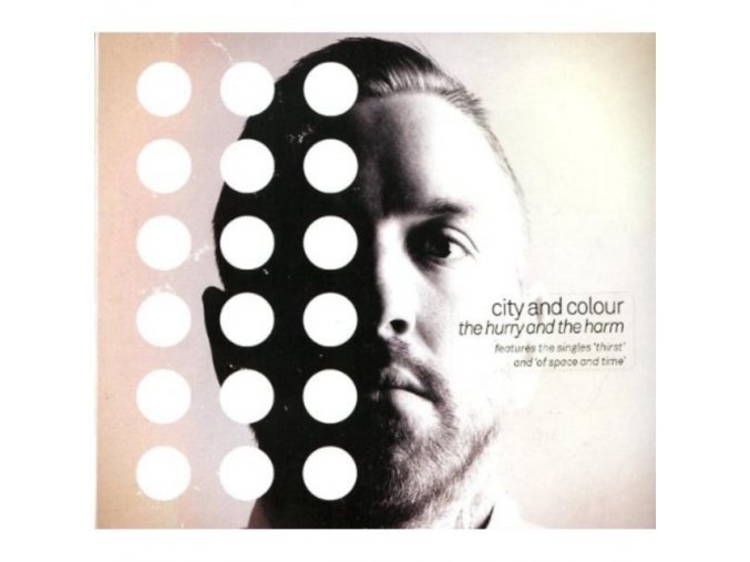 City and Colour - The Hurry and The Harm (Music CD)