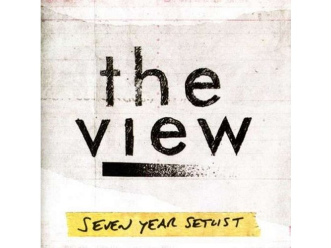 The View - Seven Year Setlist (Music CD)