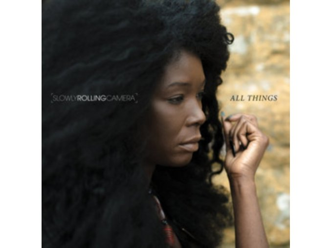 Slowly Rolling Camera - All Things (Music CD)
