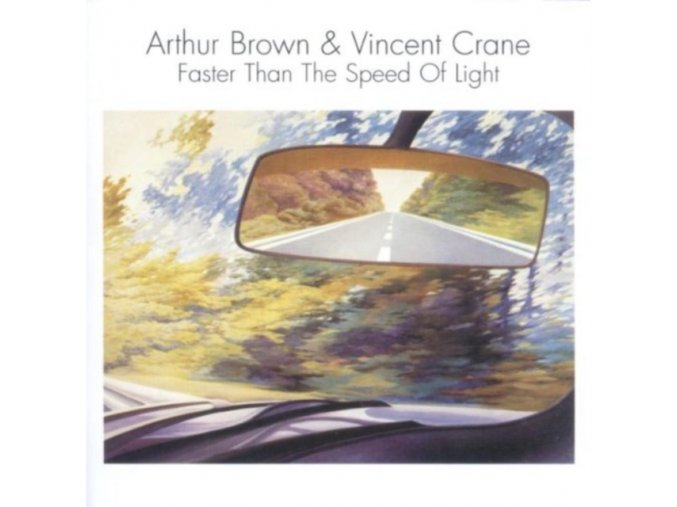 Arthur Brown - Faster Than the Speed of Light (Music CD)