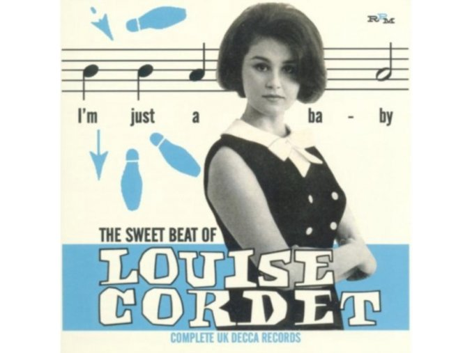 Louise Cordet - Sweet Beat Of Louise Cordet  The (Complete UK Decca Recordings) (Music CD)