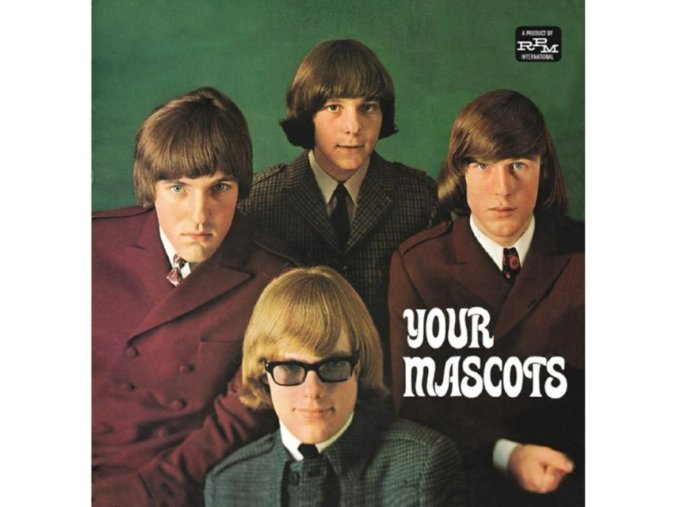 Mascots (The) - Your Mascots (Music CD)