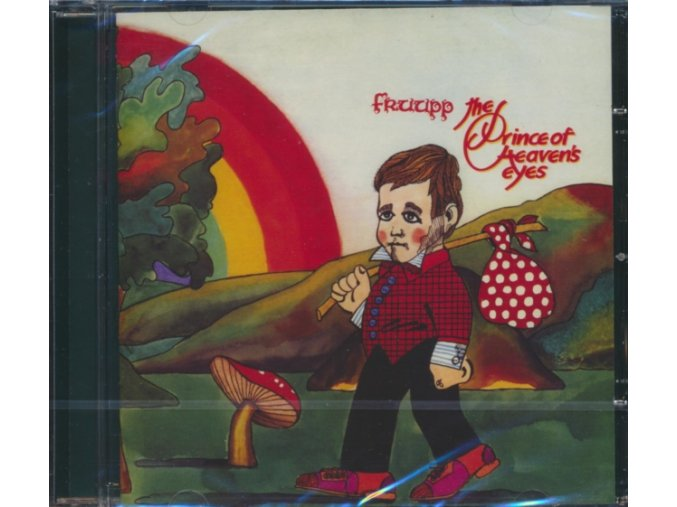 Fruupp - Prince Of Heaven's Eyes  The (Music CD)