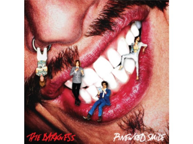 Darkness (The) - Pinewood Smile (Music CD)