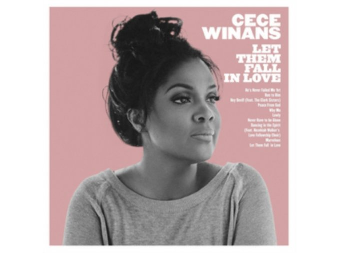 Cece Winans - Let Them Fall in Love (Music CD)