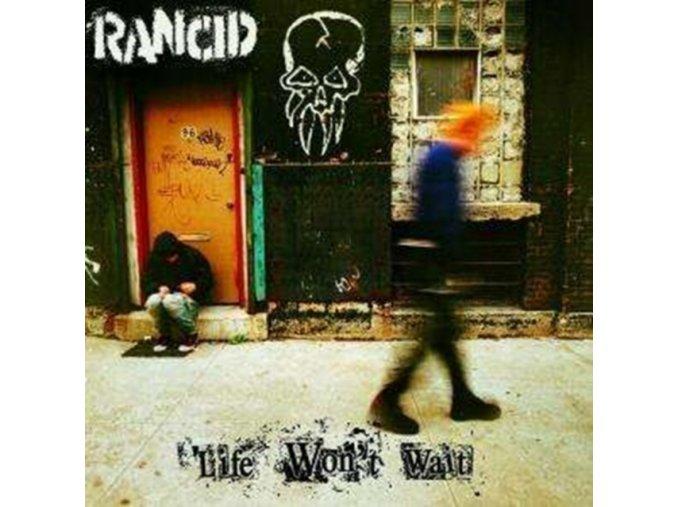Rancid - Life Wont Wait (Music CD)