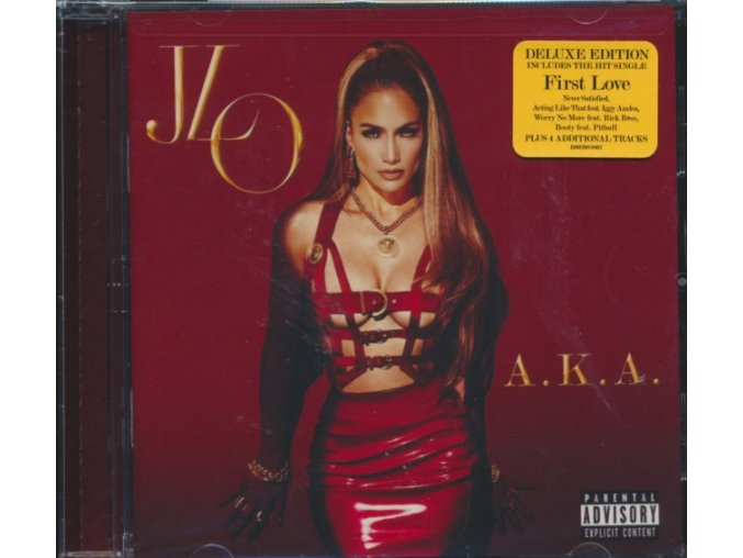 Jennifer Lopez - A.K.A. (Deluxe Edition) (Music CD)