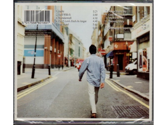 Oasis - (Whats The Story) Morning Glory (Music CD)