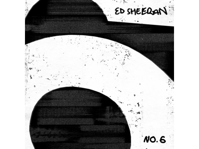 Ed Sheeran - No.6 Collaborations Project (CD)