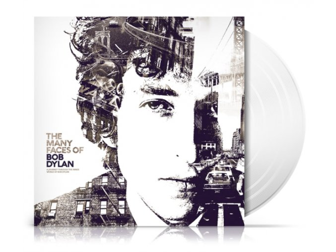 the many faces of bob dylan limited edition lp vinyl