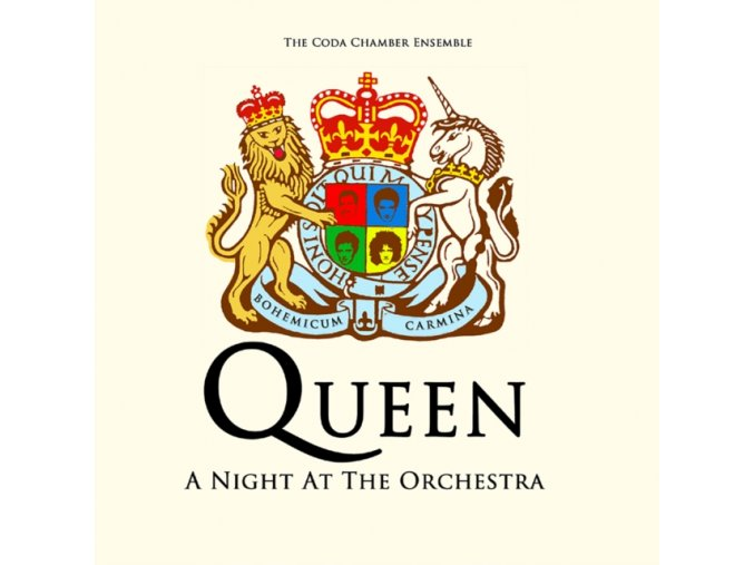 QUEEN -THE CODA CHAMBER ENSEMBLE - A Night At The Orchestra (CD)