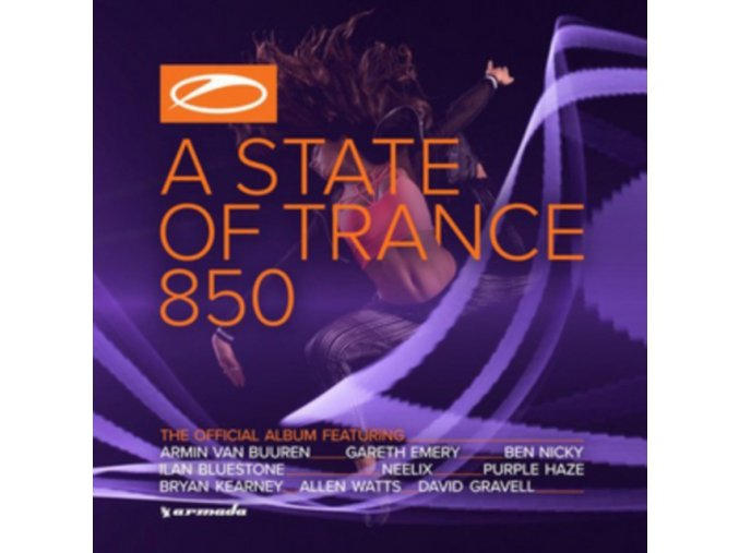 Armin van Buuren - A State Of Trance 850 (Music CD)