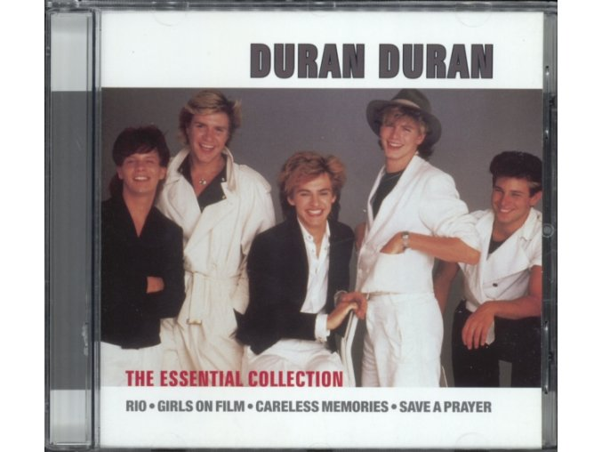 Duran Duran - Essential Collection  The (Music CD)