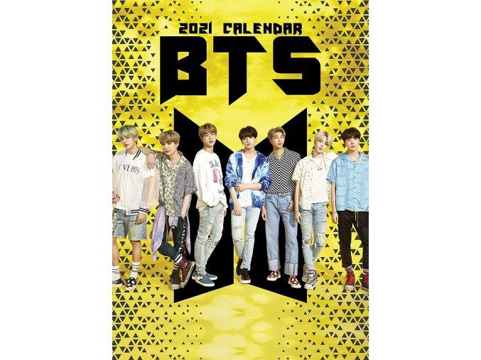 bts kalendář 2021 a3