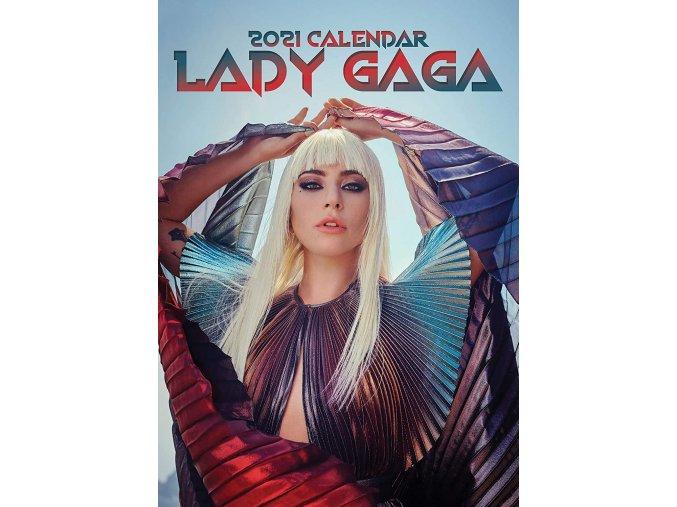lady gaga kalendář 2021 a3
