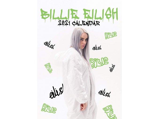 billie eilish kalendář 2021 a3