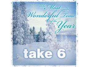 Take 6 - Most Wonderful Time Of The Year  The (Music CD)