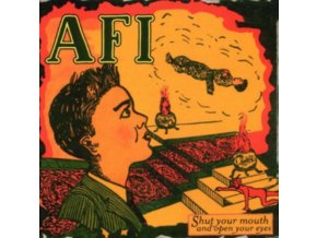 AFI - Shut Your Mouth And Open Your Eyes (Music CD)