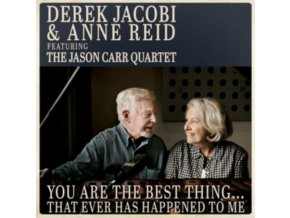 Anne Reid - You Are the Best Thing… That Ever Has Happened to Me (Music CD)