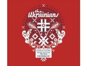 Ukrainians (The) - Evolutsiya! 40 Best and Rarest (1991-2016) (Music CD)