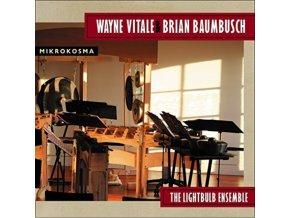 Lightbulb Ensemble (The) - Wayne Vitale & Brian Baumbusch (Mikrokosma) (Music CD)