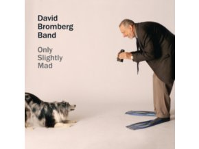 David Bromberg Band - Only Slightly Mad (Music CD)