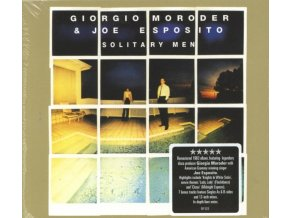 Giorgio Moroder & Joe Esposito - Solitary Men (digipak) (Music CD)