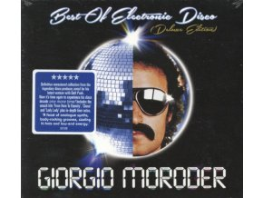 Giorgio Moroder - Best Of Electronic Disco (Deluxe Edition) (Music CD)