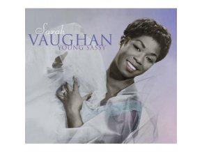Sarah Vaughan - Young Sassy (Music CD)