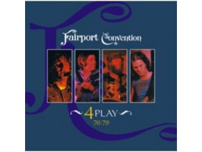 Fairport Convention - 4 Play (Music CD)