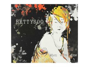 BettySoo - When We're Gone (Music CD)
