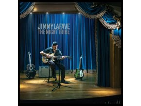 Jimmy LaFave - The Night Tribe (Music CD)