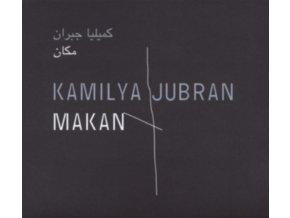 Kamilya Jubran - Makan (Music CD)