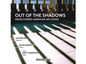 Kevin Korth - Out of the Shadows (Rediscovered American Art Songs) [SACD] (Music CD)