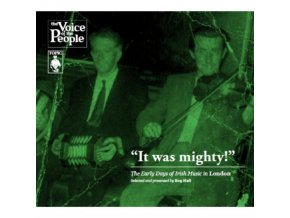 Various Artists - It Was Mighty (Music CD)
