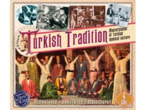 Various Artists - Turkish Tradition (Masterpieces of Turkish) (Music CD)