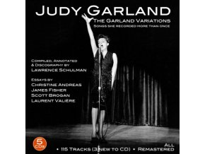 Judy Garland - Garland Variations (Music CD)