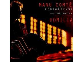 Manu Comté - Homilia [Hybrid SACD] (Music CD)