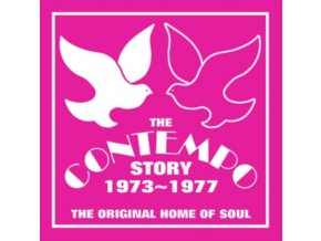 VARIOUS ARTISTS - THE CONTEMPO STORY 1973-1977: THE ORIGINAL HOME OF SOUL (Music CD)