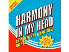 VARIOUS ARTISTS - HARMONY IN MY HEAD ~ UK POWER POP & NEW WAVE 1977-81: 3CD BOXSET (Music CD)
