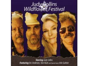 Judy Collins - Wildflower Festival (Live Recording/+DVD)