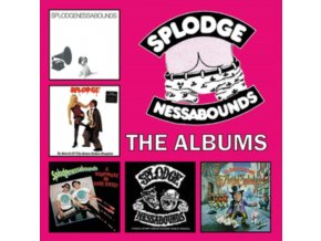 SPLODGENESSABOUNDS - THE ALBUMS: 5CD CLAMSHELL BOXSET (Music CD)