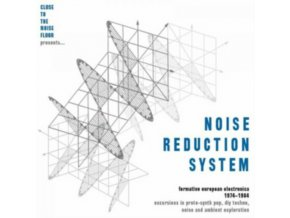Various Artists - Noise Reduction System (Formative European Electronica 1974-1984) (Music CD)