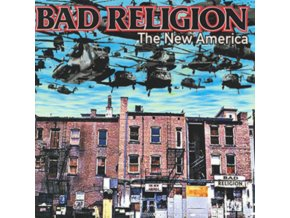 Bad Religion - New America  The (Music CD)