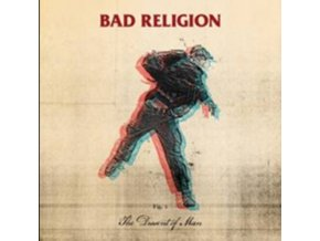 Bad Religion - The Dissent Of Man (Music CD)