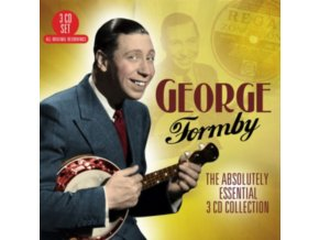 George Formby -  The Absolutely Essential Collection (Music CD Boxset)
