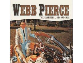 Webb Pierce - Essential Recordings (Music CD)