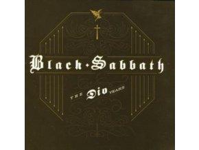 Black Sabbath - The Dio Years (Music CD)