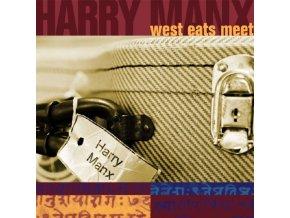 Harry Manx - West Eats Meet (Music CD)