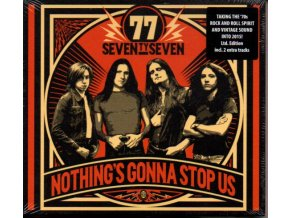 77: Nothing´s Gonna Stop Us (CD)
